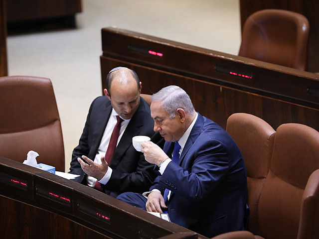 """Нетаниягу: """"Мы предпримем последнюю попытку спасти коалицию"""""""