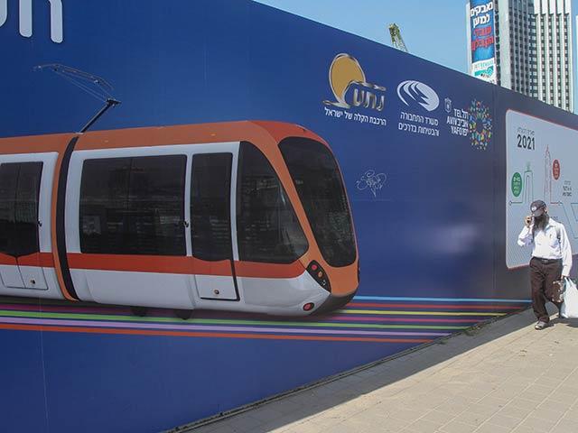 Индо-китайский конфликт может привести к задержке пуска тель-авивского трамвая