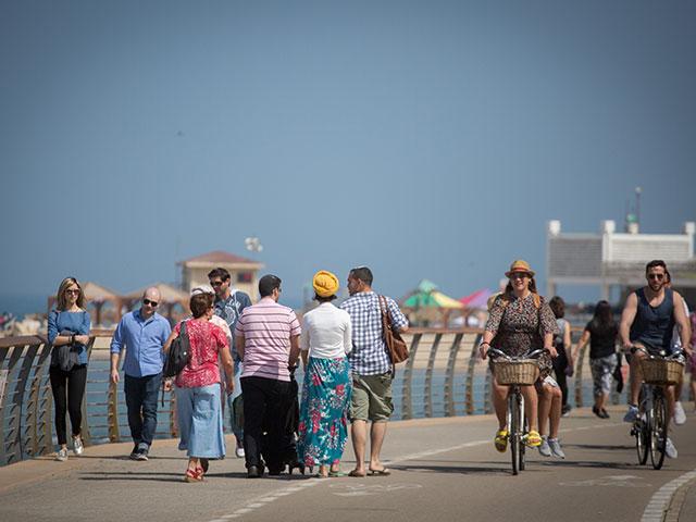 ЦСБ: за 70 лет население Израиля увеличилось в одиннадцать раз