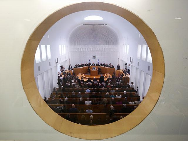На просьбу Биньямина Нетаниягу о встрече глава БАГАЦ выдвинула ультиматум