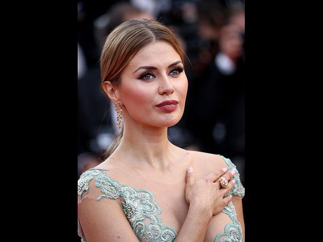 Виктория Боня на открытии 71-го Каннского кинофестиваля