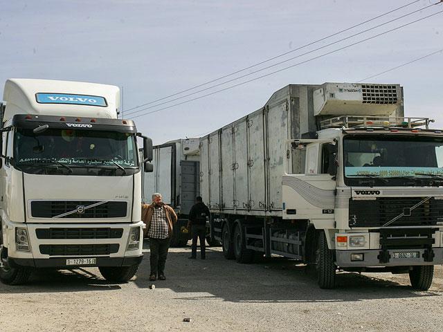ХАМАС не пропустил в Газу грузовики с реанимационным медицинским оборудованием