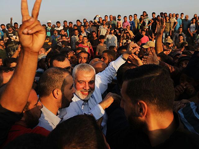 """ХАМАС: из 63 участников """"марша"""", погибших за два дня, 50 были членами нашей организации"""