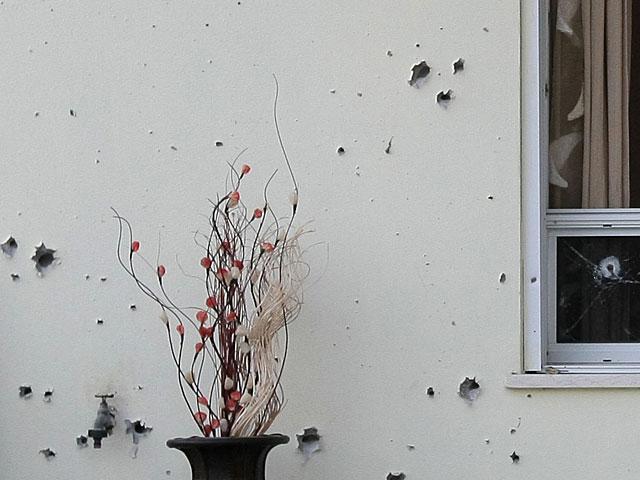 Из Газы обстреляна израильская территория. В Сдероте повреждена стена жилого дома