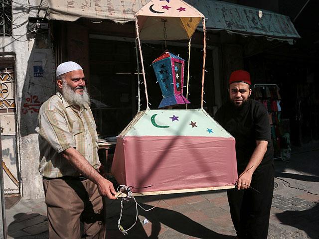 Турция заплатит 700 нуждающимся семьям в арабских кварталах Иерусалима по 500 долларов