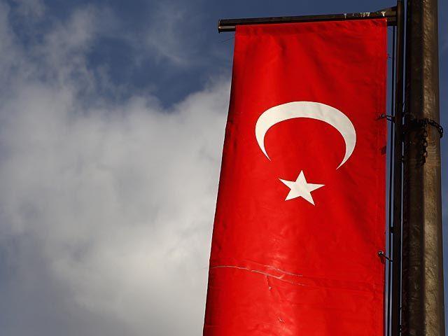 """В Стамбуле прошла массовая акция """"солидарности с Палестиной"""""""