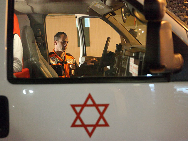 В результате ДТП с участием трех автомобилей в Иерусалиме пострадали девять человек