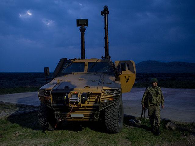 На востоке Турции погибли два турецких солдата