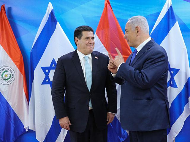 """Нетаниягу: """"Дополнительные государства перенесут посольства в Иерусалим"""""""