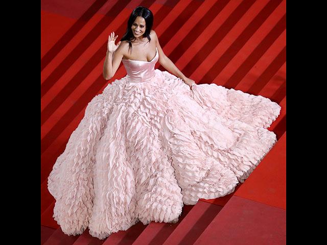Рита Перейра на 71-м Каннском кинофестивале