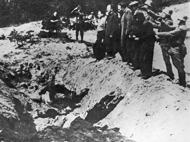 Бабий Яр, 1941 год