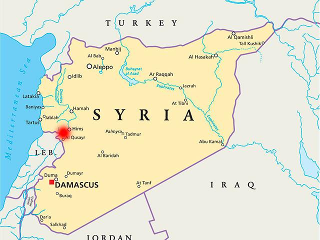 Расания, Сирия