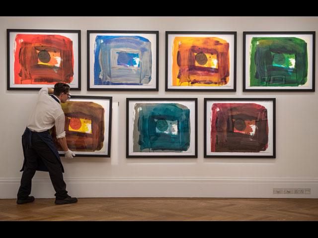 Современное британское искусство на аукционе Sotheby's