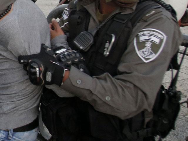 Возле Пещеры Праотцев в Хевроне задержан палестинский араб с ножом
