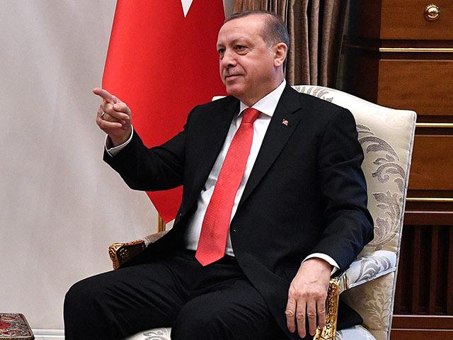 """Эрдоган: """"Наши С-400 не будут пылиться на складе"""""""