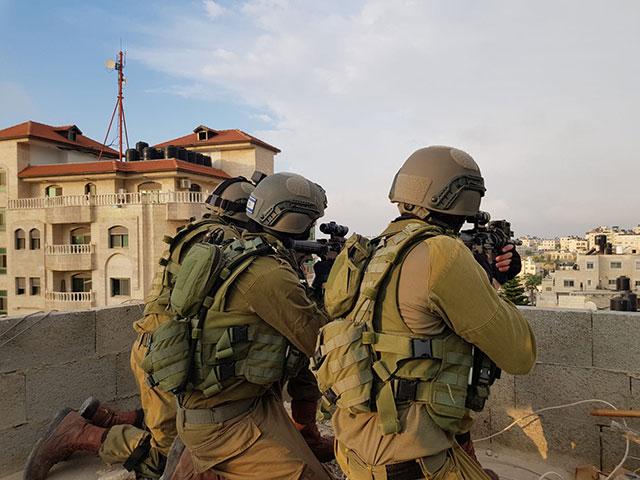 Операция по задержанию террориста