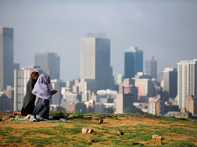 """""""Я – друг Израиля"""": чиновница из Йоханнесбурга лишилась работы"""