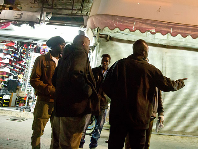 Представитель полиции на заседании в Кнессете: преступность среди мигрантов растет