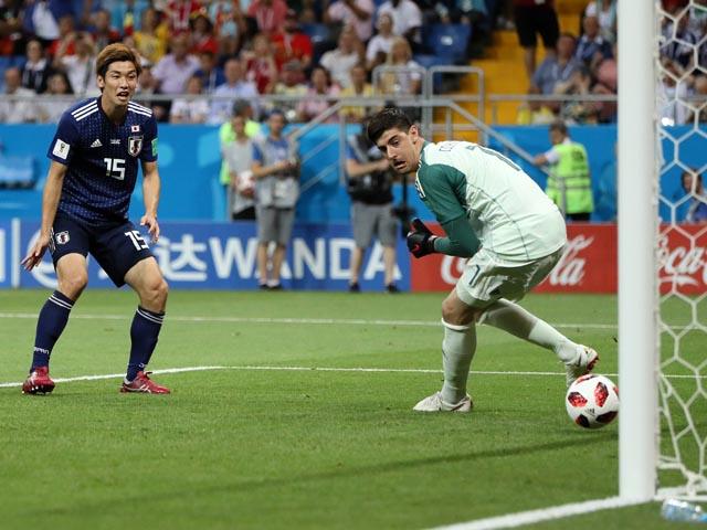 Итоги чемпионата мира по футболу: сборная Японии