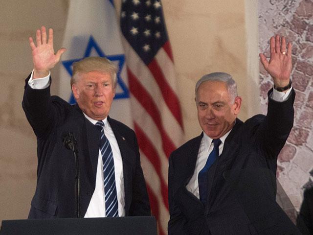 """Белый дом: дружба с Израилем – свидетельство """"потрясающей"""" работы Трампа"""