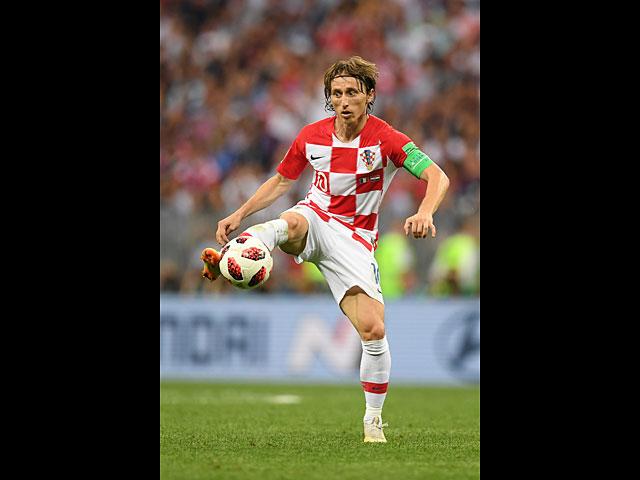 Лучшим игроком чемпионата мира стал Лука Модрич