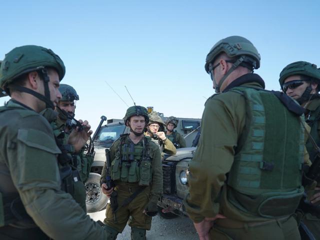 'Марш возвращения'. Танк ЦАХАЛа атаковал позицию ХАМАСа
