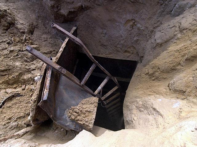 """""""Аль-Хайят"""": Египет решил проблему туннелей из сектора Газы"""
