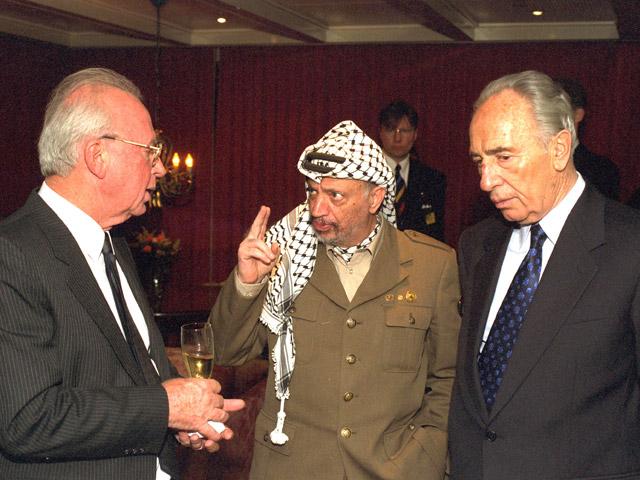 """Редактор """"Реи аль-Юм"""": """"Арафат ехал в Осло, чтобы вернуть Палестине сопротивление и изгнать евреев"""""""