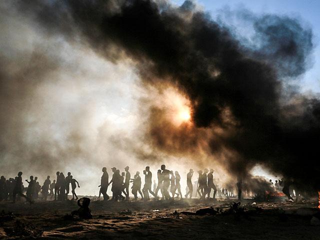Минздрав Газы: в результате действий израильских военных ранены более 20 человек