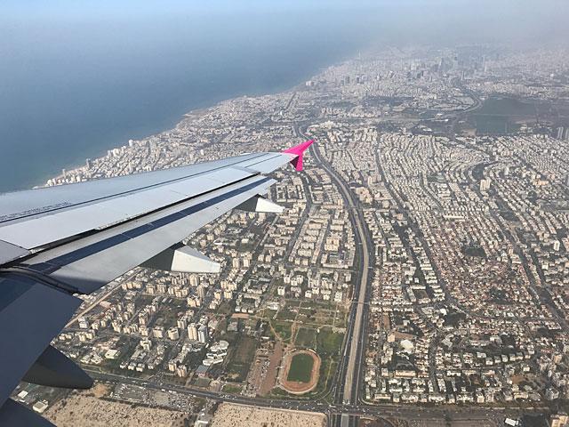 Объявлена дата начала работы авиамаршрута Тель-Авив-Сан-Паулу-Сантьяго
