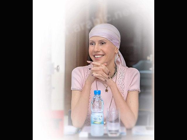 Асма Асад после химиотерапии