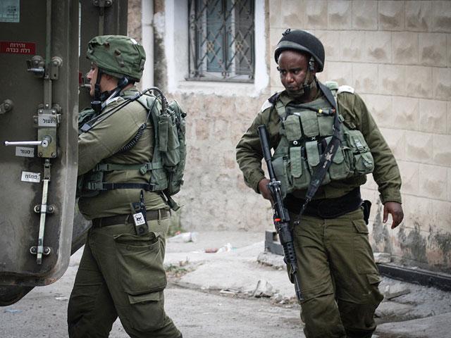 Поиски террориста: ЦАХАЛ заблокировал въезды в Шхем