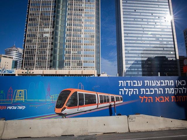 Строительство лифтов и эскалаторов на станциях скоростного трамвая заморожено