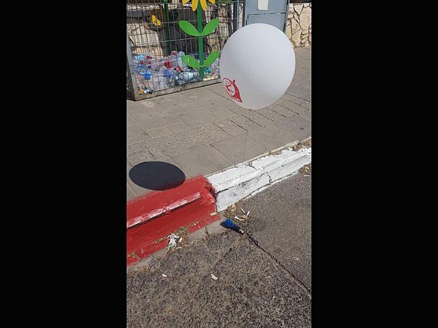 """В Бат-Яме был обнаружен """"фальшивый огненный шар"""""""