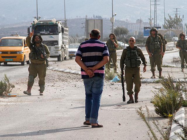 """ЦАХАЛ: теракт у штаба региональной бригады """"Самария"""", есть раненые"""