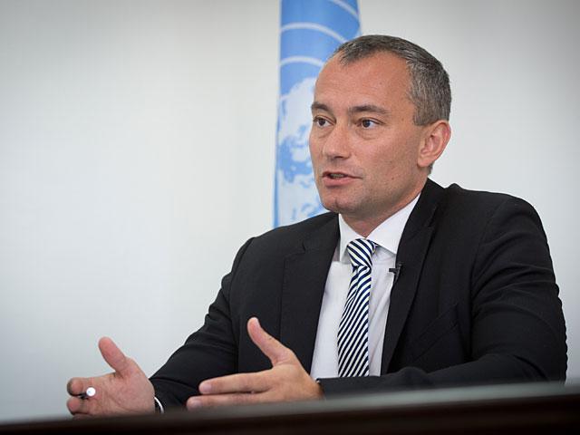Рамалла объявила о прекращении сотрудничества с посланником ООН Никола