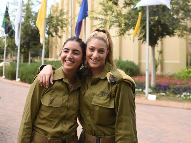 Подруги Хен и Керен предотвратили ракетный обстрел из Газы