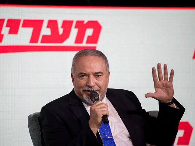 "Министр обороны Либерман: ""Мы обязаны нанести мощный удар по лидерам ХАМАСа"""