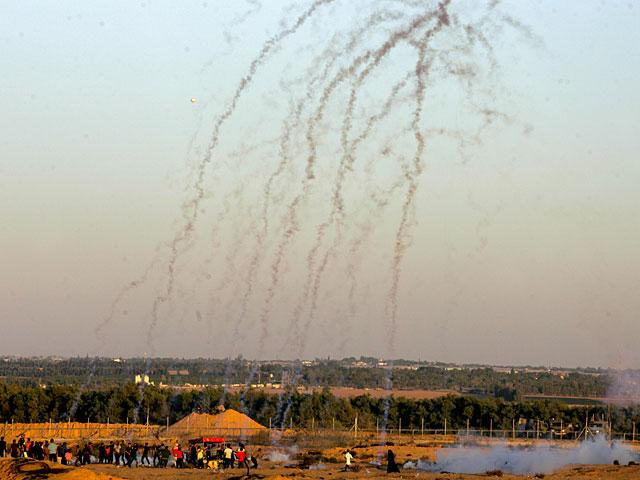 """В море готовится выйти 15-я """"флотилия возвращения"""". Беспорядки на границе сектора Газы"""