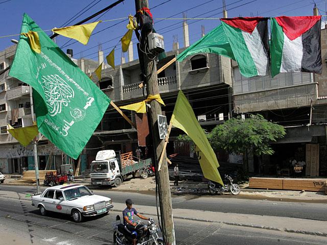 ХАМАС осудил введение санкций против Ирана