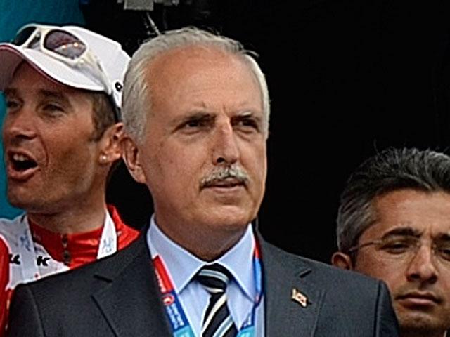Бывший губернатор Стамбула Хусейн Авни Мутлу