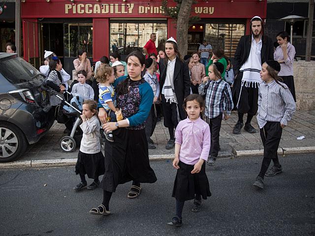 Ультраортодоксальные раввины издали галахическое постановление, обязывающее родителей немедленно привить детей