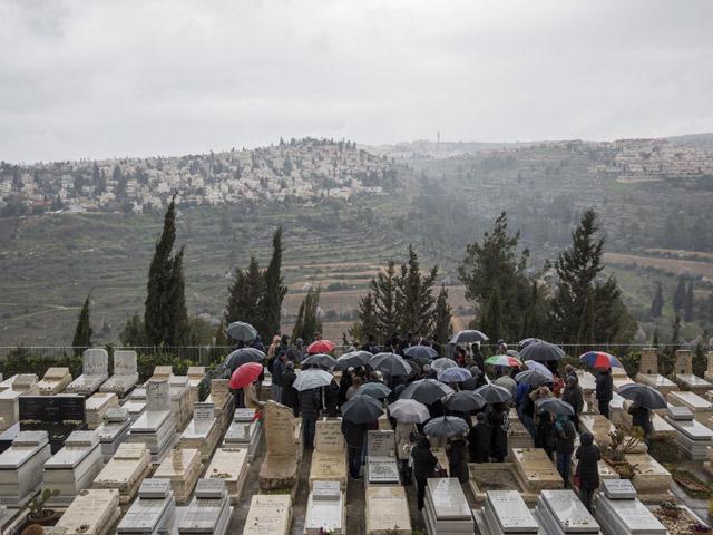 """Мусульманин Алаа Кирш будет похоронен на еврейском кладбище. Единоверцы отказались хоронить """"предателя"""""""