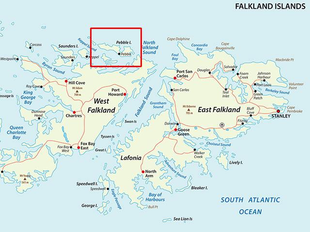 Острова Фолклендов