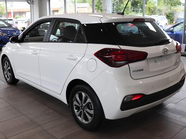 Hyundai i20 2019 модельного года