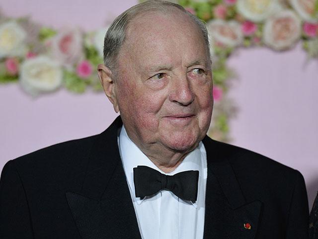 Альберт Фрер в 2015 году