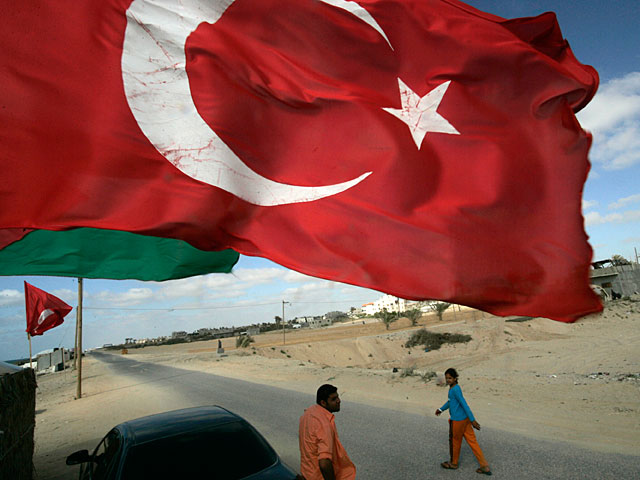 Турция направила в Газу 8,5 тонн медикаментов