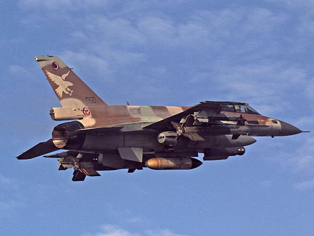 США блокируют продажу Израилем Хорватии старых F-16