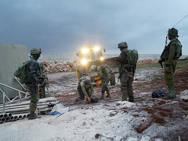 """ЦАХАЛ: на северной границе произошел первый инцидент с начала операции """"Северный щит"""""""