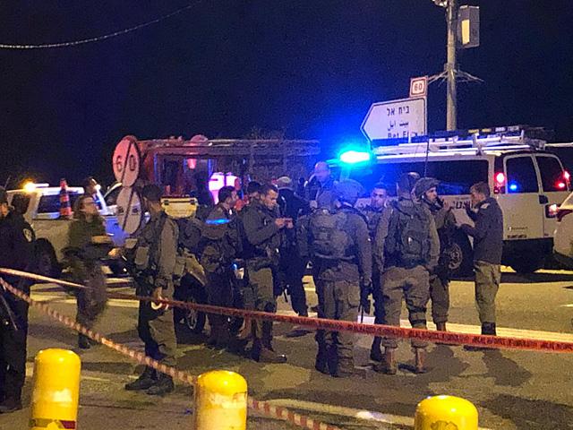 Срочно - опасный теракт в Израиле!